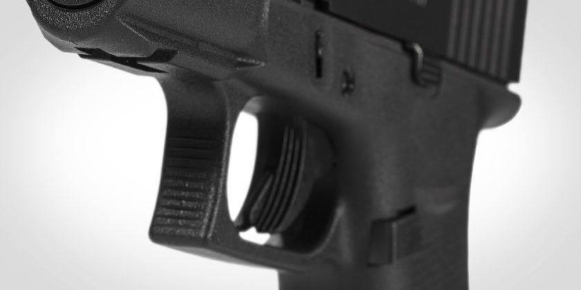 sicura della glock g43x mos