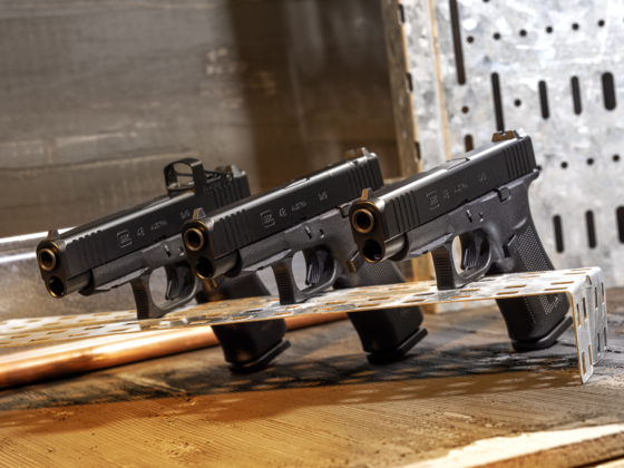 tre pistole g48 mos