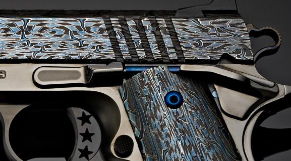Cabot Guns annuncia armi da collezione per il suo decimo anniversario