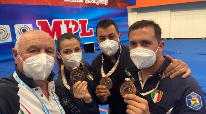Coppa del Mondo di trap - oro per Resca, De Filippis ancora primo