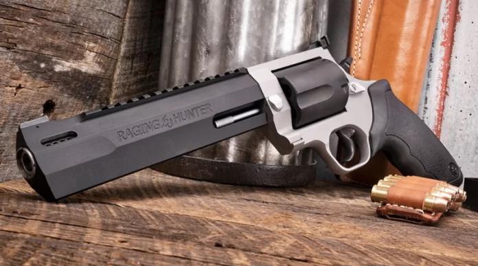 Il Taurus Raging Hunter disponibile come revolver .460 S&W