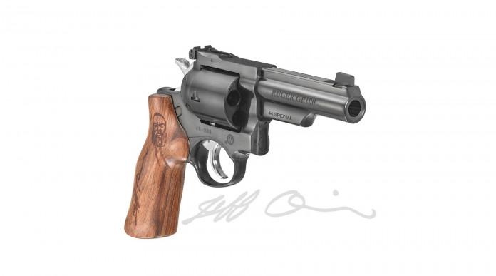 Ruger Jeff Quinn Memorial GP100, il revolver da collezione in 500 pezzi
