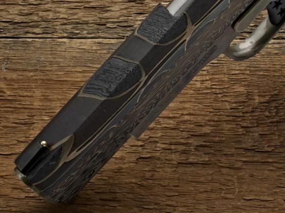 canna di pistola da collezione 10th anniversary cabot guns