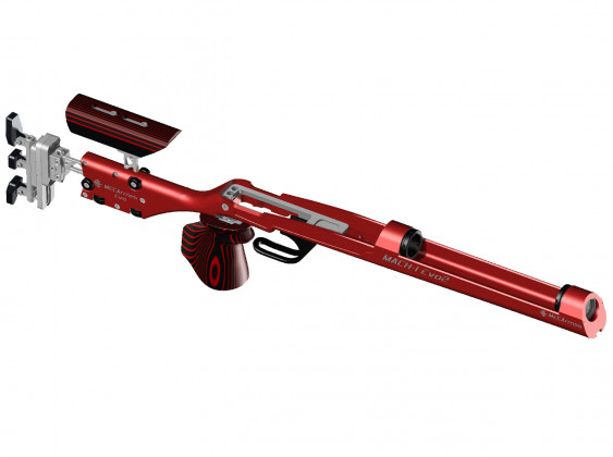 mach 1 evo 2 nr2 mecarmes per carabine a fuoco