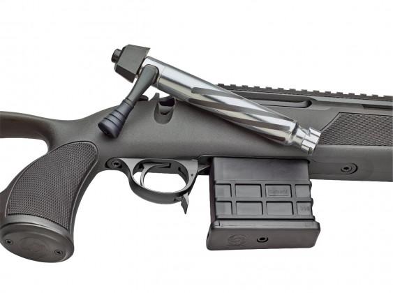 otturatore estratto della carabina bolt action sabatti urban sniper