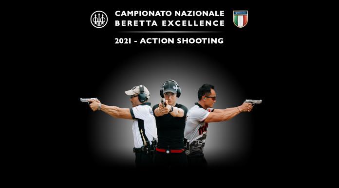 Beretta Excellence - Action Shooting, il nuovo circuito di gare per pistola