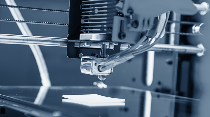 tecnica costruttiva delle armi: stampante 3D