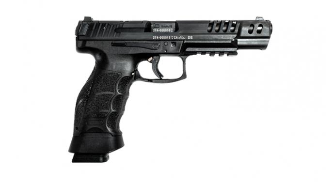Heckler & Koch SFP9 Match OR, la pistola sportiva optics ready