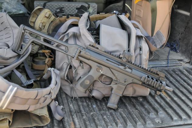 Beretta PMXs 1