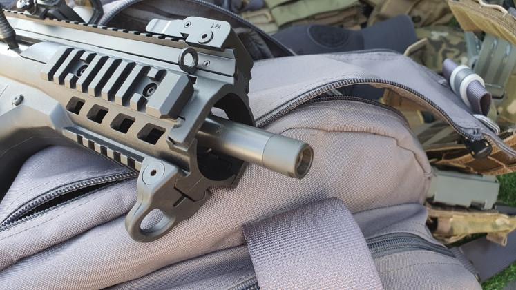 Beretta PMXs 6