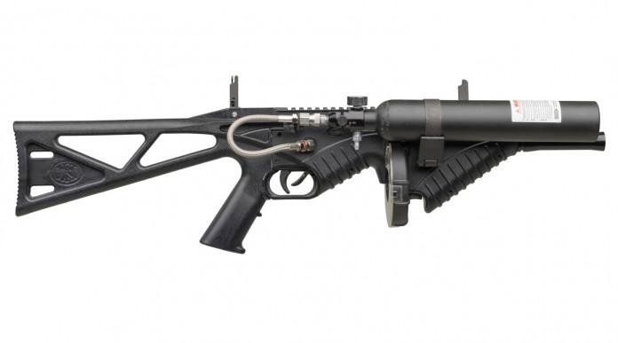 FN 303 Mk2 Less Lethal Launcher, la nuova arma non letale di Fn America
