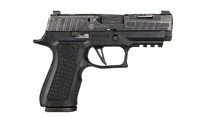 Sig Custom P320XCompact Spectre e P365XL Spectre due pistole custom compatte
