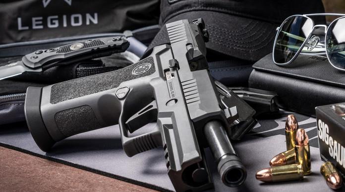 Sig Sauer P320 XCarry Legion, la pistola striker fired per impiego tattico