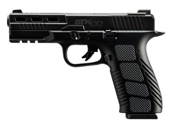 lato sinistro della pistola rock island armory stk100