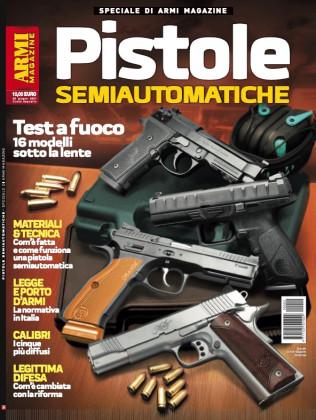 pistole semiautomatiche 2021