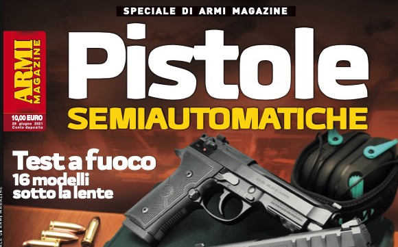 pistole semiautomatiche 2021 apertura