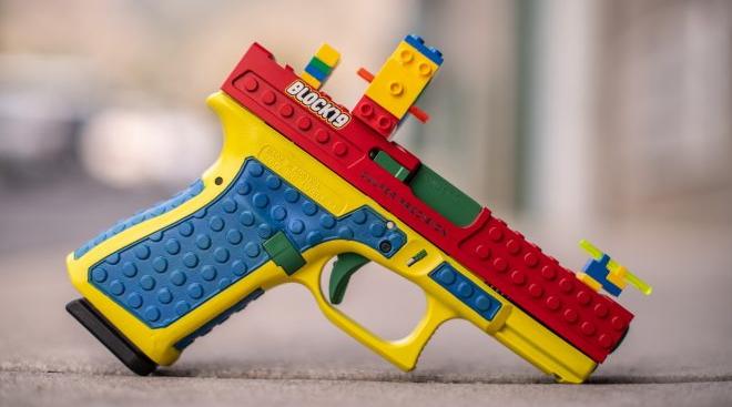 Customizzare una pistola Glock, il comunicato dell'azienda