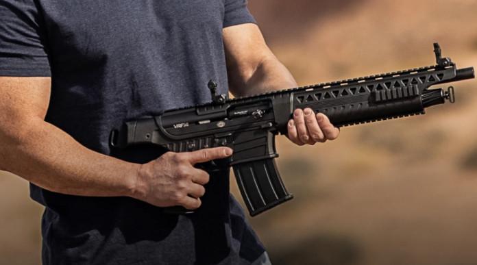 Rock Island Armory VRF14, il fucile semiautomatico con la canna corta