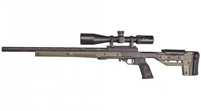 Volquartsen VF-Oryx Precision, la carabina per il tiro a lunga distanza
