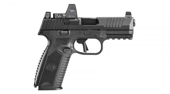 Le notizie sulle armi della settimana di Ferragosto: pistola FN 509 MRD-LE