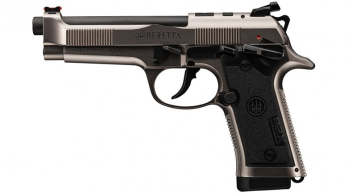 Beretta 92X Performance Defensive, la pistola sportiva per l'Idpa