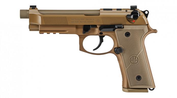 Beretta M9A4, la nuova pistola full size di Beretta