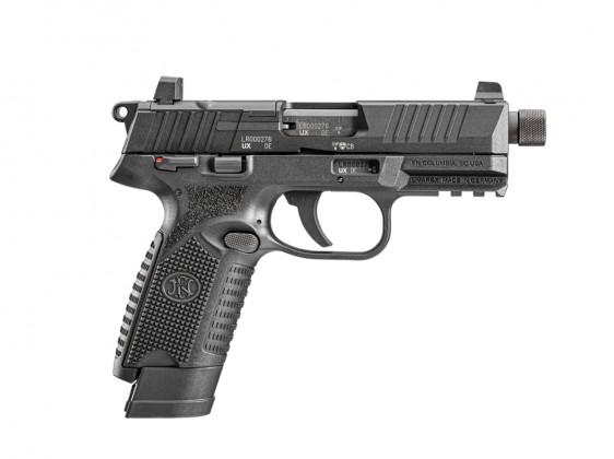 Black FN 502 Tactical