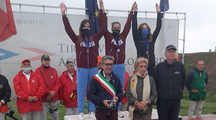 Ecco i campioni italiani di tiro a volo 2021