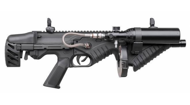 FN Herstal FN 303 Tactical, l'arma non letale per il law enforcement