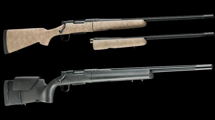 H-S Precision TTD e PTD, due carabine takedown multicalibro