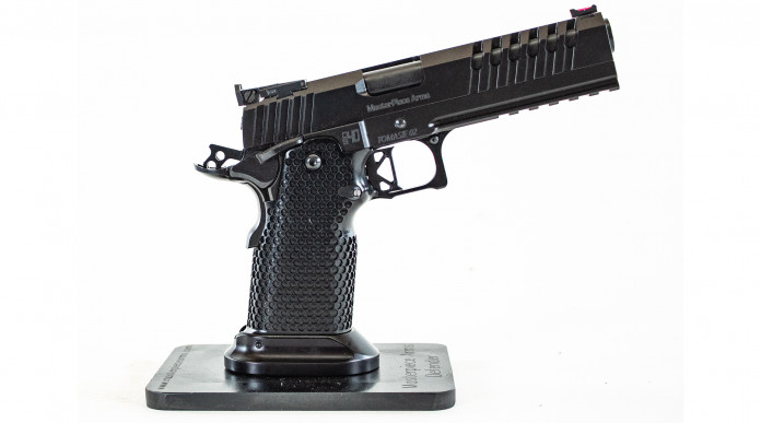 MasterPiece MPA DS40 TT Comp, nuova pistola sportiva per il tiro dinamico