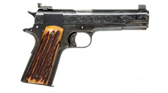 Cifra record per la pistola di Al Capone