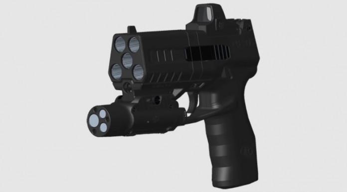 FN Smart ProtectoR-306, la nuova arma non letale di FN Herstal