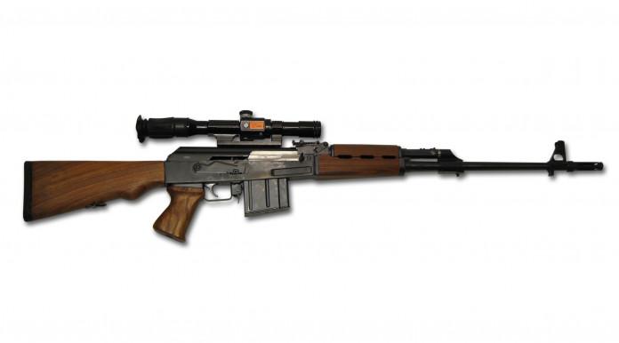 Notificato il dissequestro delle carabine Zastava M76