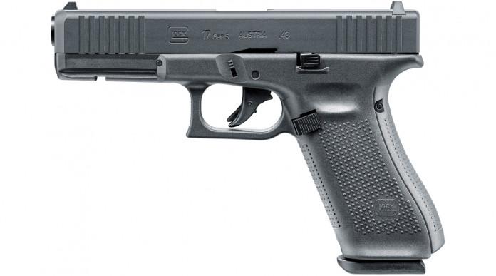 Umarex Glock 17 Gen5 T4E, il primo marker per paintball con licenza Glock