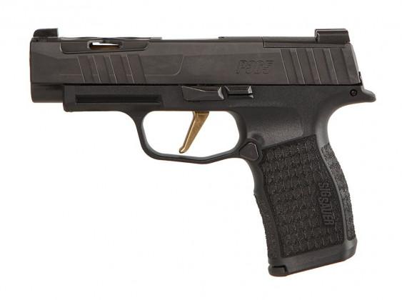 pistola microcompatta Sig Custom P365XL con nuova finitura
